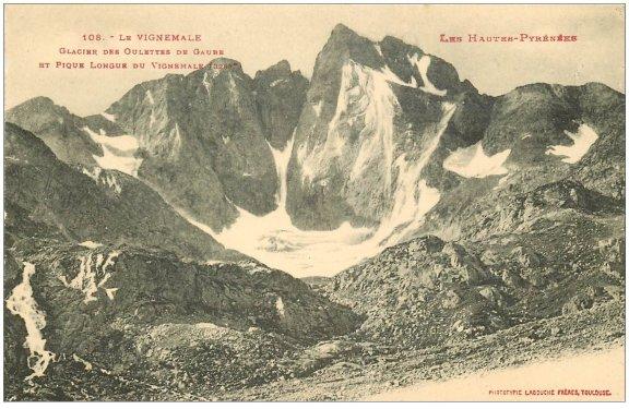 Les Hautes-Pyrénées Le Vignemale