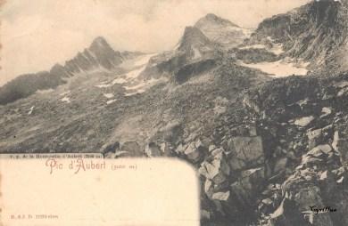 Pic d'Aubert
