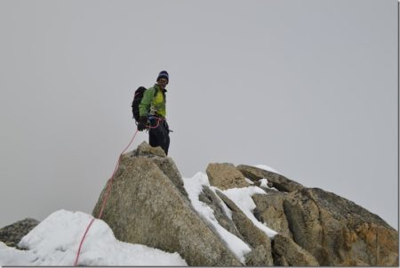 Alpinisme d'été