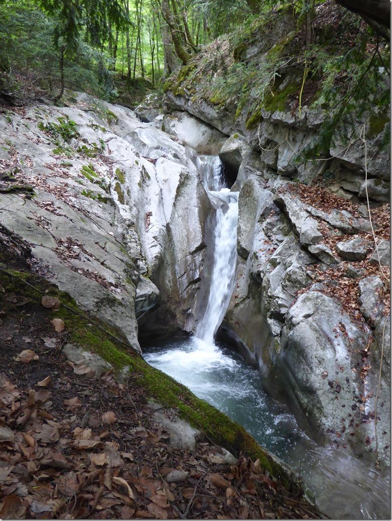 Canyon des Rots de Balme