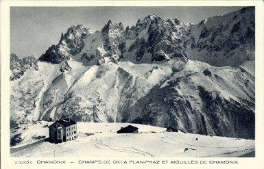 Champs de ski à Plan-Praz