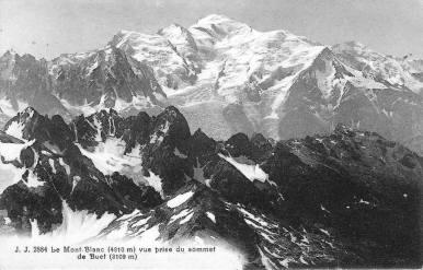 Le Mont Blanc du Buet