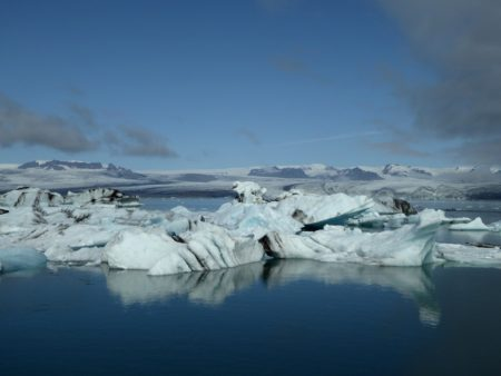 Rando en Islande