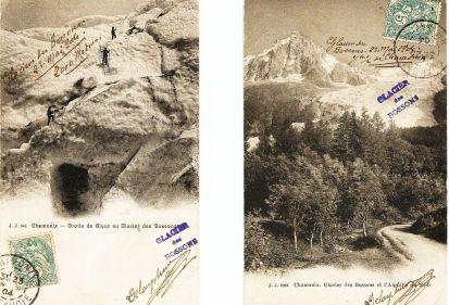 Glacier des Bossons 3