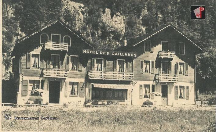 Hôtel des Gaillands 2