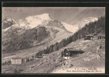 Hôtel Mont-Collon et Pigne
