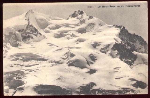 Le Mont-Rose