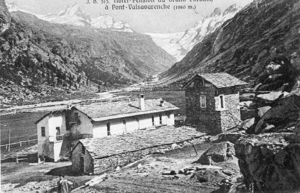 Pont Valsavarenche