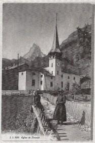 Eglise de Zermatt