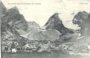 La Grande Casse et le Glacier des Couloirs
