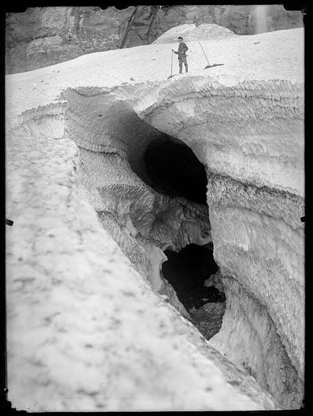 Ponts de neige à Gavarnie