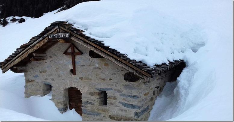 Chapelle Saint-barnabé
