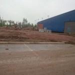 Site Graded