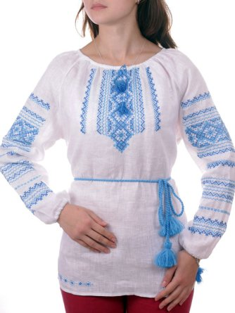 Ukrianian top on Etsy...