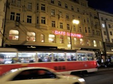 Cafe Louvre: Kafka's cafe