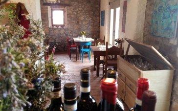 Locanda Demetra Montalcino farm restaurant