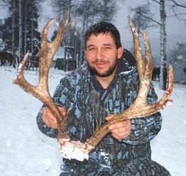 Mule Deer - 177 B&C