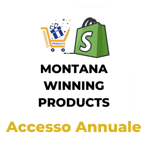Montana Winning Products (Accesso Annuale)