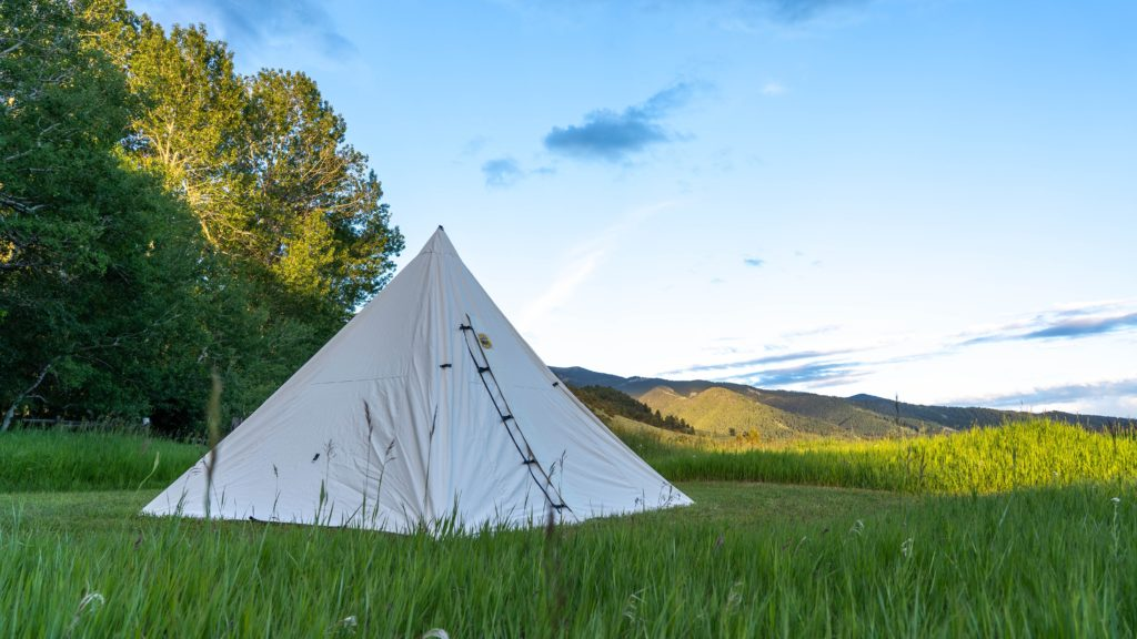 Stove Wall Tent Canvas