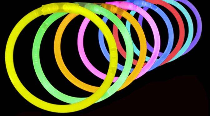 Stay Safe – Free Halloween Glow Bracelets!