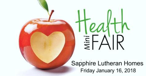 Health Mini Fair 2018