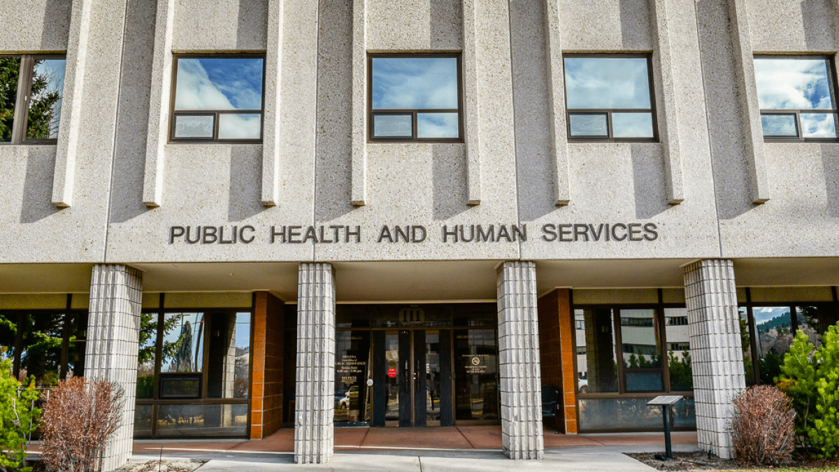 Montana Department of Public Health and Human Services DPHHS