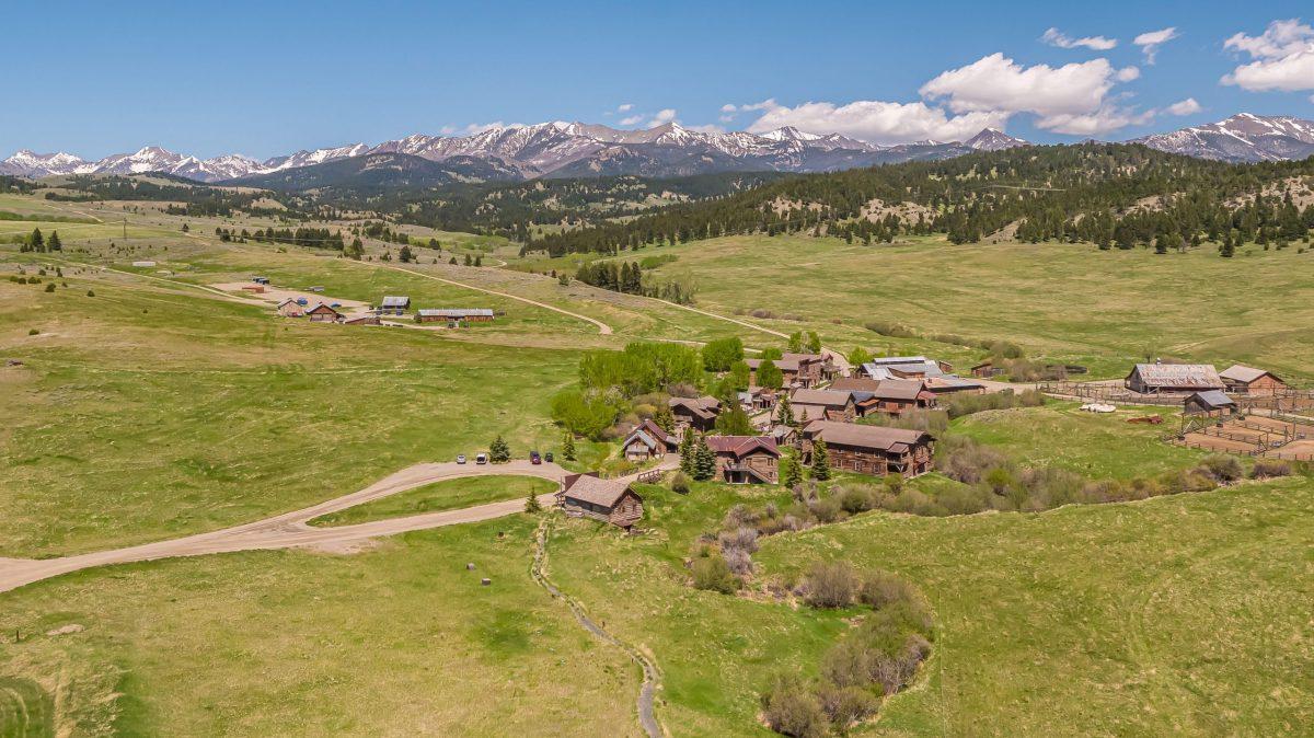 Crazy Mountain Ranch Montana