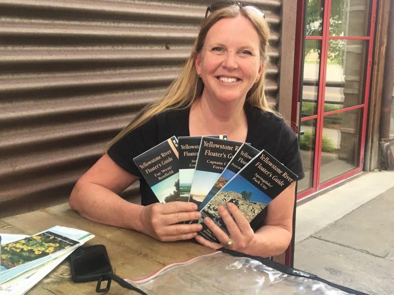Sharon Brodie Lower Yellowstone River Montana