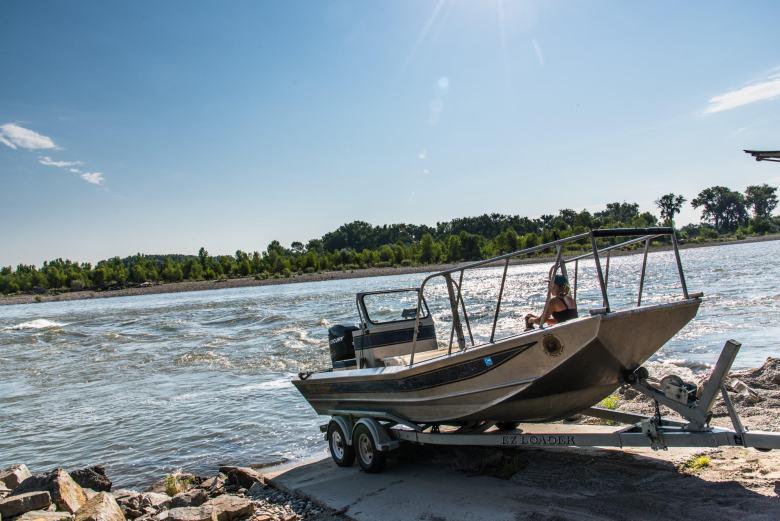 Lower Yellowstone River Montana