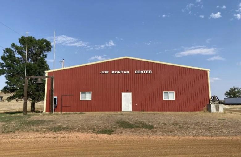 Ismay Montana Joe Montana Center