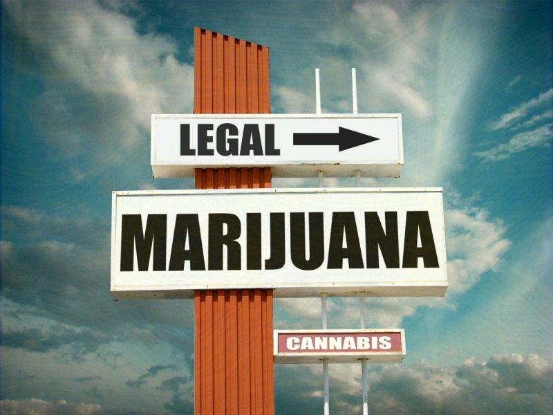 adult-use recreational marijuana