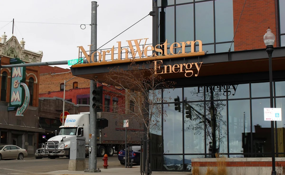 Northwestern Energy Butte Montana