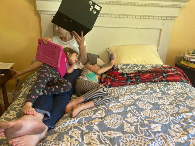family covid quarantine