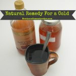 natural remedy for the common coldhealth benefits of apple cider vinegar
