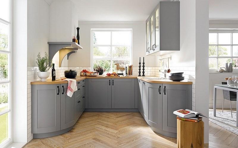 curved kitchen, schuller kitchens, casa