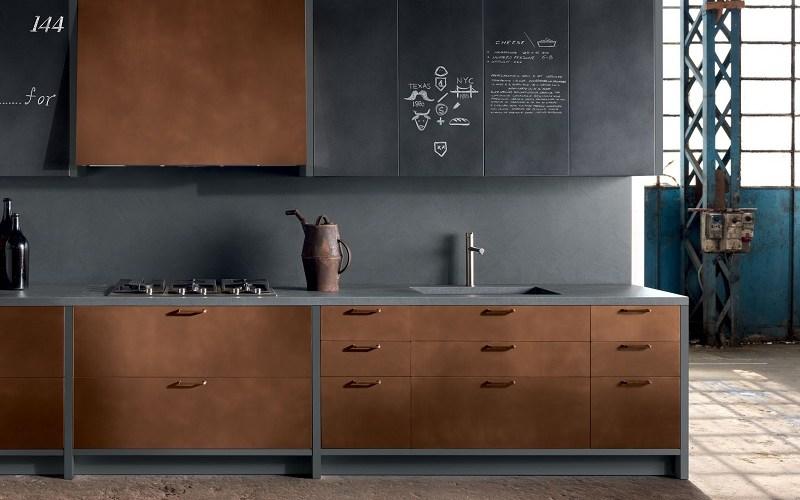 industrial kitchen style, aster cucine, factory design (1)