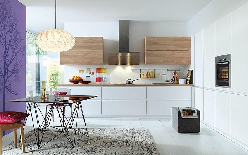 modern kitchen, schuller kitchens, nova lima