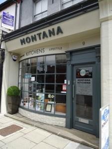 montana kitchens showroom exterior