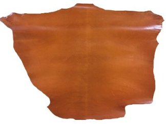 veg tan kangaroo, bark tan kangaroo, kangaroo leather, braiding leather
