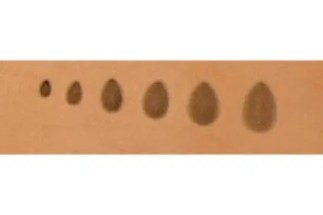 barry king thumbprint, checkered pear shader