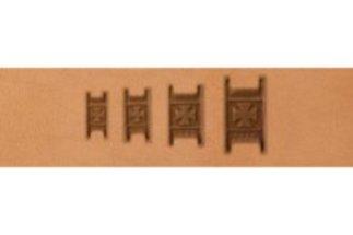 barry king basket stamps, cross basket stamp tool