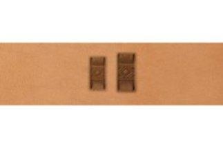 barry king basket stamp, southwest basket stamp tool