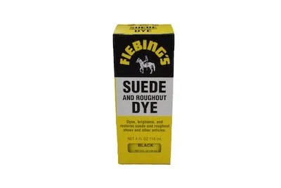 suede dye, rough out dye