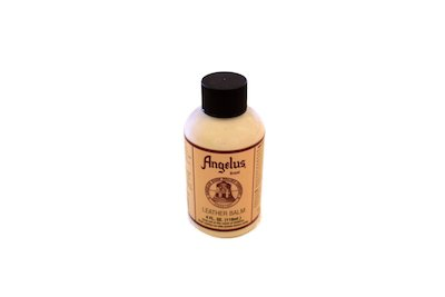 leather balm, Angelus leather balm, leather conditioner