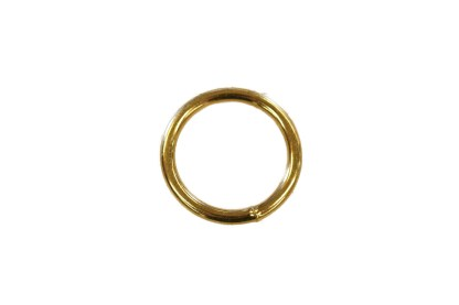 brass rings, arts and crafts hardware, brass hardware