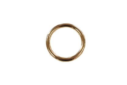 nickel ring, craft hardware