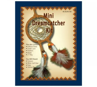 Realeather, Silver Creek, dreamcatcher, Native American leather