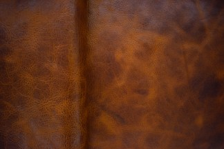 upholstery, tan leather, dark brown leather, distressed leather