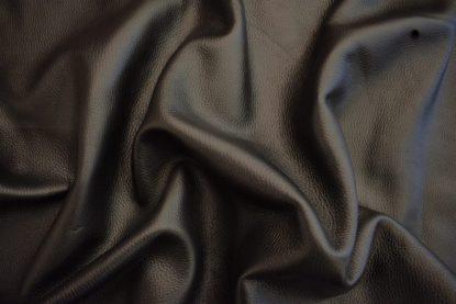 black deerskin, black deer leather
