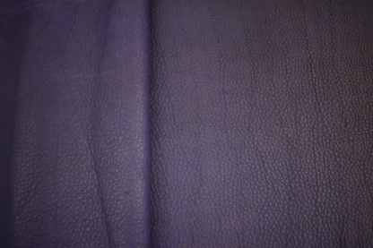 purple bison leather, purple leather